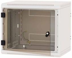 Triton DELTAB5S 9HE Wandschrank einteilig 9HE 500mm Glastür