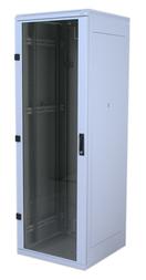 Triton DeltaS 800x800 42HE 19Z Standschrank 42HE 800x800, Glastür