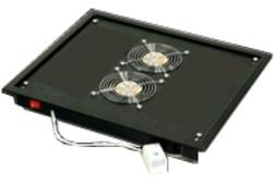 Triton LÜFTERBLECH 2 LÜFTER mit Thermostat 220V/30W