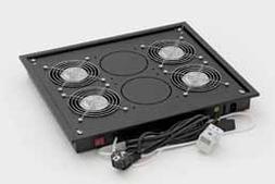 Triton LÜFTERBLECH 4 LÜFTER mit Thermostat 220V/60W
