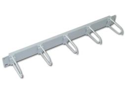 Triton RAC-VP-X11-A1 19Z Kabelführungsleiste 1HE 5xBügel 40x8