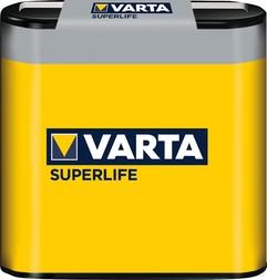 Varta 2012 Flachbatterie