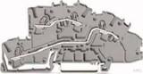 WAGO 2003-7642 TOPJOB S IEK L/L 2,5/4QMM GRAU