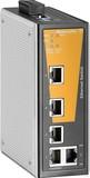 Weidmueller  IE-SW-VL05M-5TX Netzwerk Switch, managed, Fast Ethernet,