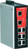 Weidmueller  IE-SW-VL08MT-8TX Netzwerk Switch, managed, Fast Ethernet, Ports: 8x RJ45